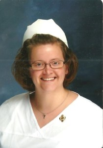 Tammys Grad. Pic. Grad from OSF Peoria, Ill May 2014 Tammy Bergen RN BSN