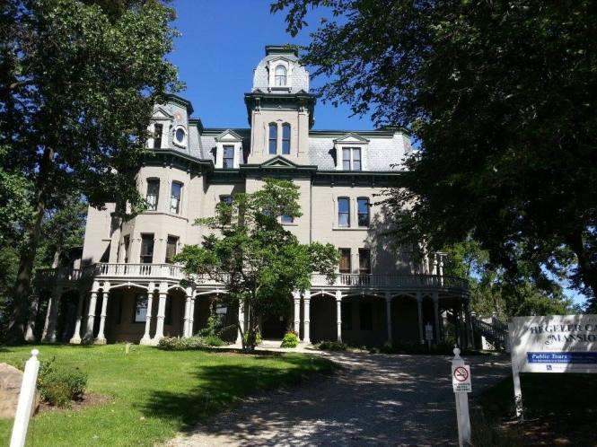 Hegler Carus Mansion