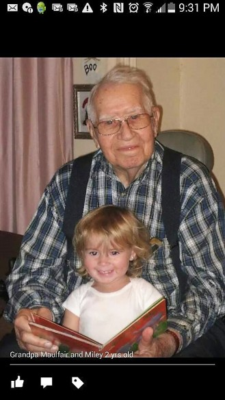 Grandpa Mailfair